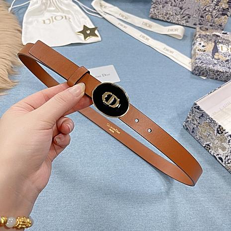 Dior AAA+ Belts #451605 replica