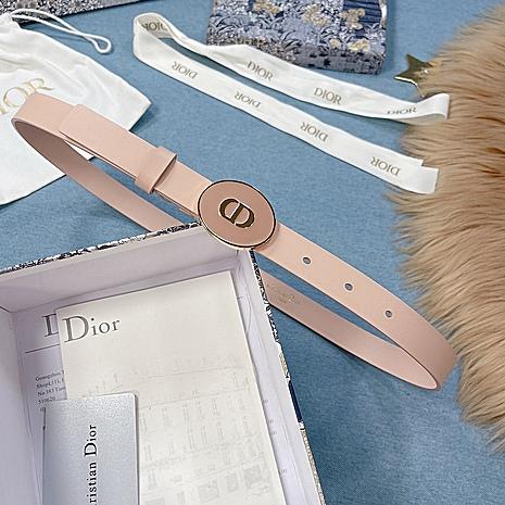 Dior AAA+ Belts #451613 replica