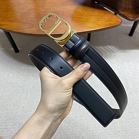 Dior AAA+ belts #451689 replica