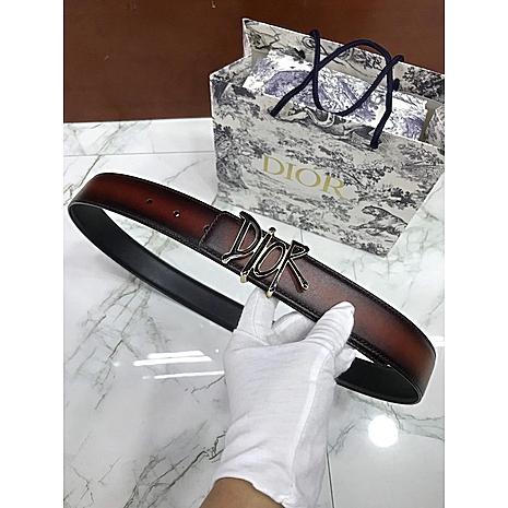 Dior AAA+ belts #451896 replica