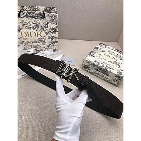 Dior AAA+ belts #451901 replica