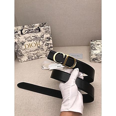 Dior AAA+ belts #451922 replica