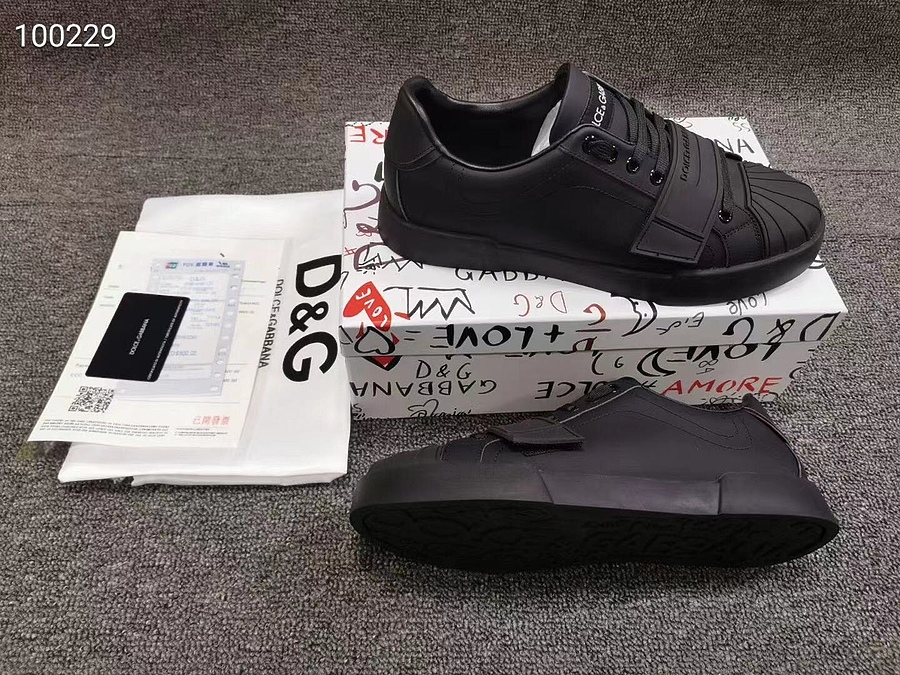 D&G Shoes for Men #449180 replica