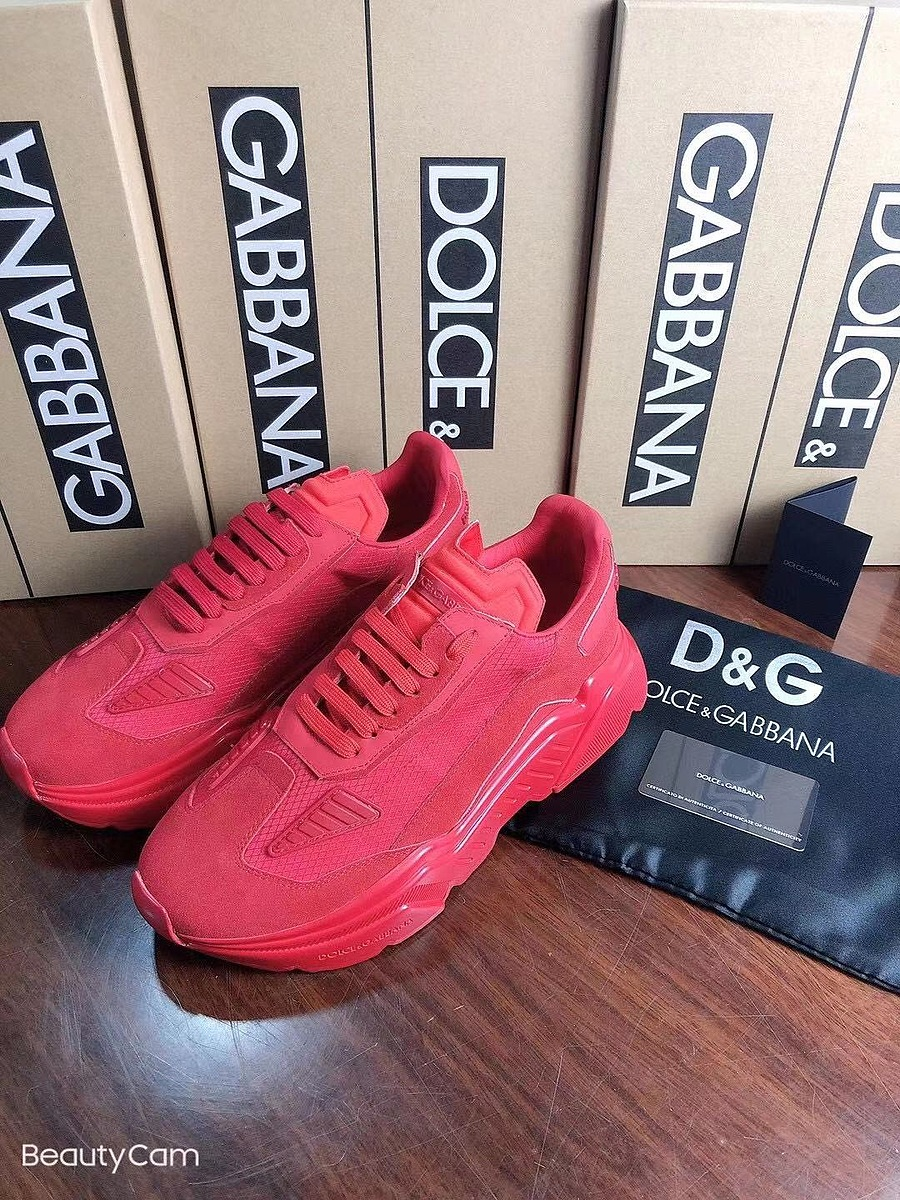 D&G Shoes for Men #449186 replica