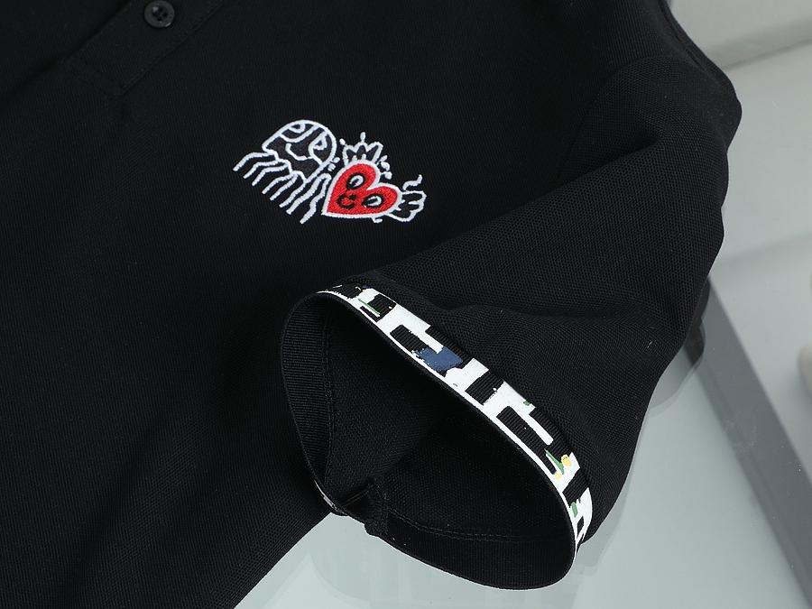 Fendi T-shirts for men #450222 replica