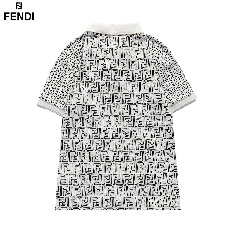 Fendi T-shirts for men #450715 replica