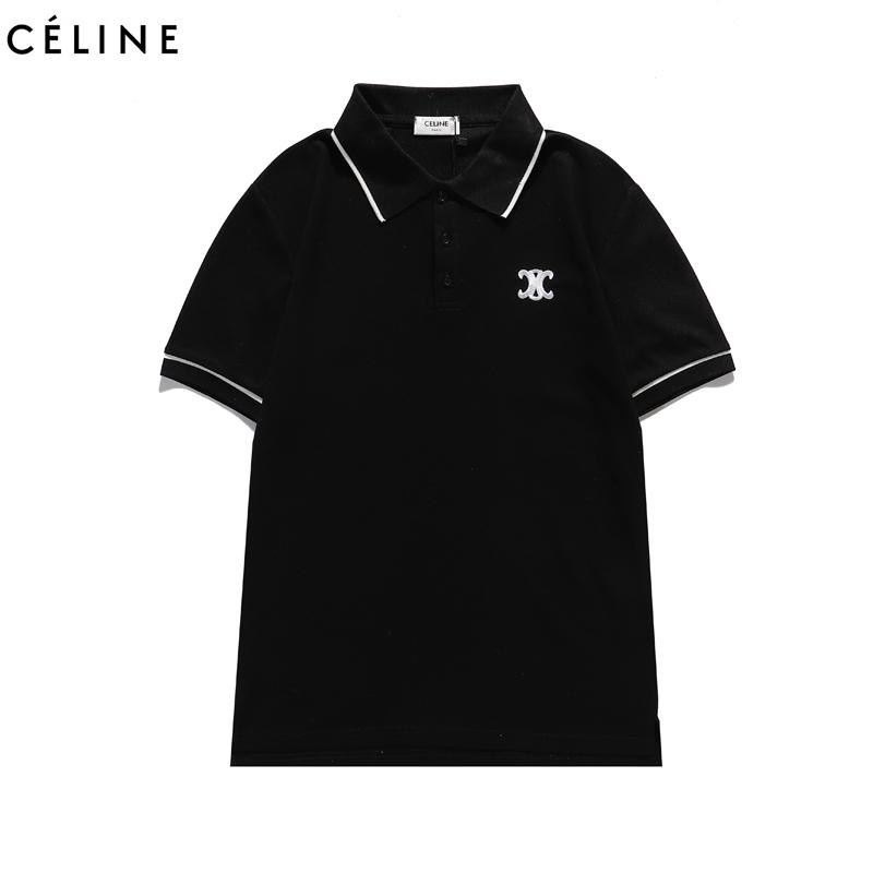 CELINE T-Shirts for MEN #450753 replica