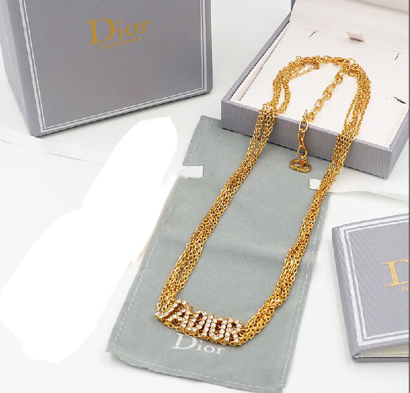 Dior Necklace #450859 replica