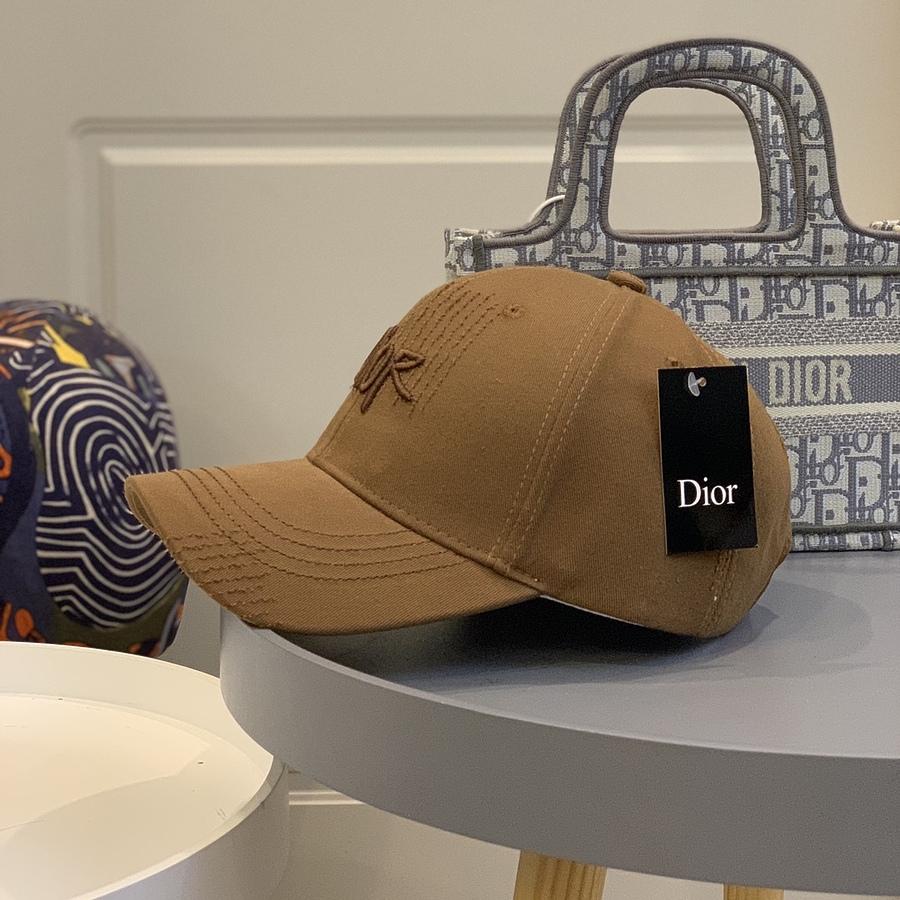 Dior AAA+ hats & caps #450959 replica