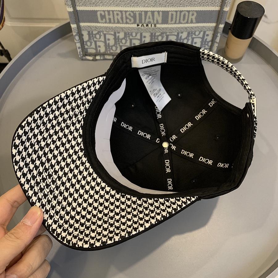 Dior AAA+ hats & caps #450964 replica