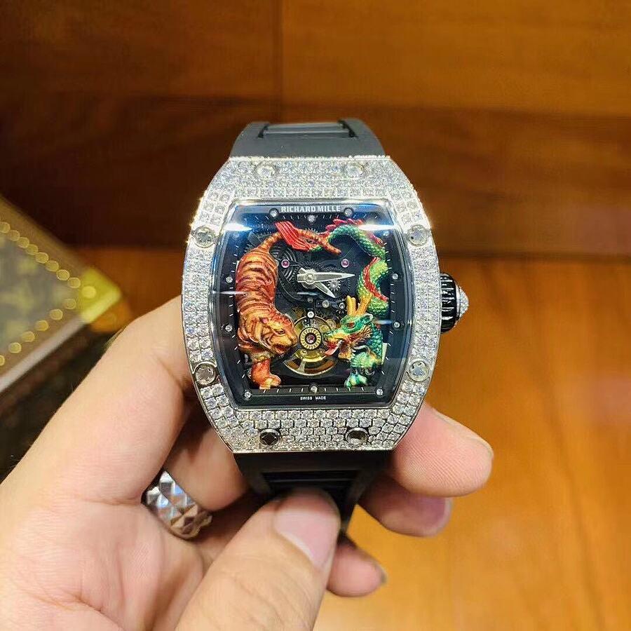 Richard Mille AAA+ Watches for men #451000 replica