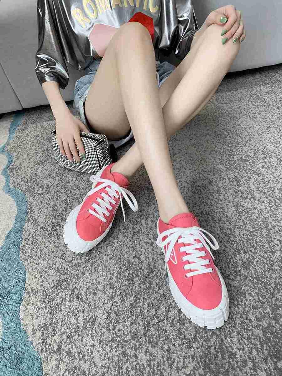 Prada Shoes for Women #451041 replica