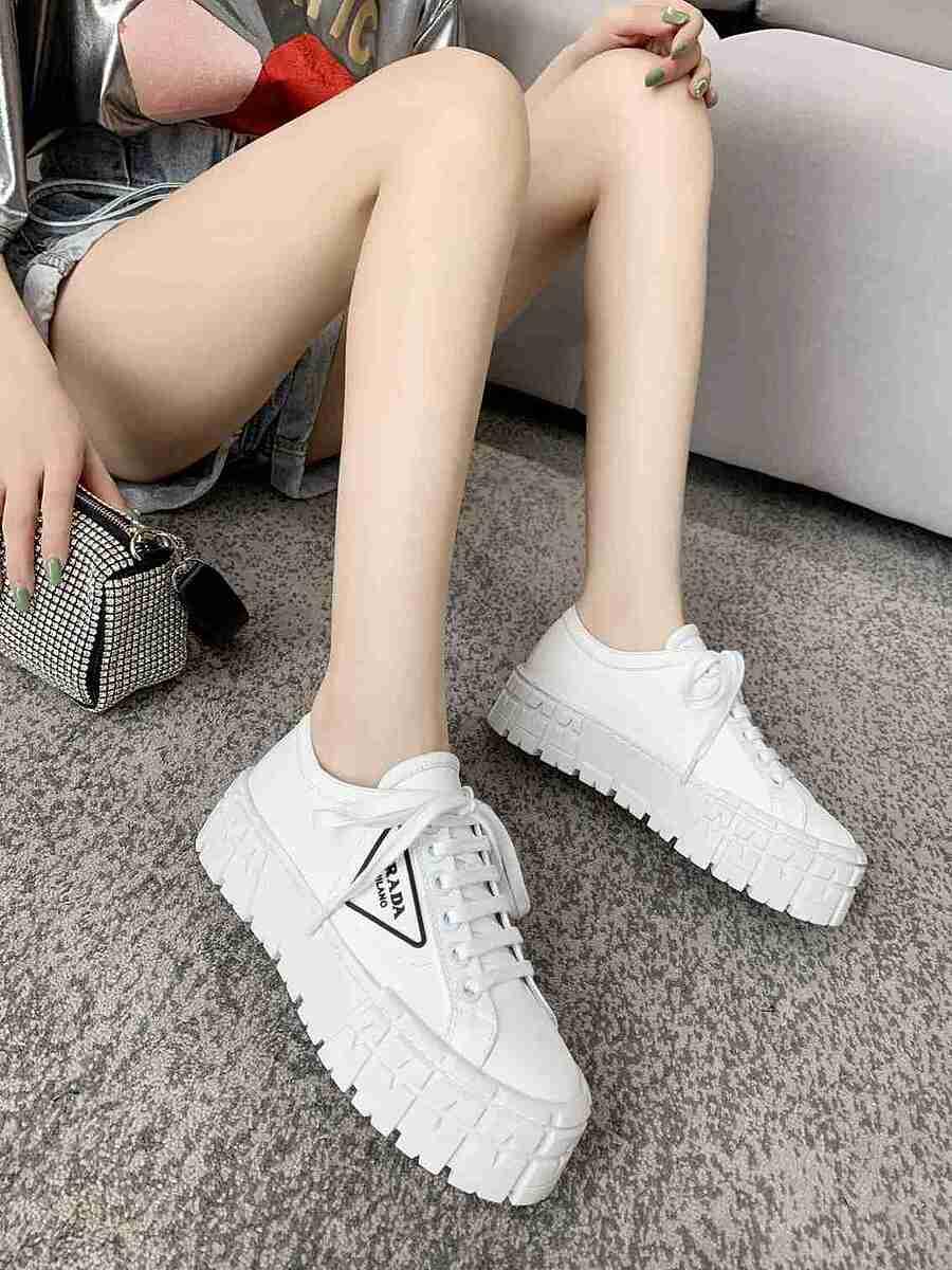 Prada Shoes for Women #451042 replica