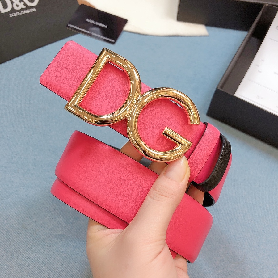 D&G AAA+ Belts #451124 replica