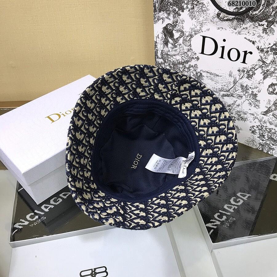 Dior AAA+ hats & caps #451155 replica
