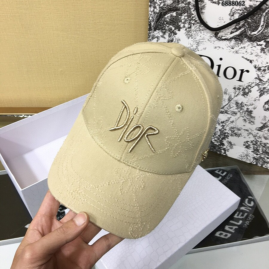 Dior AAA+ hats & caps #451158 replica