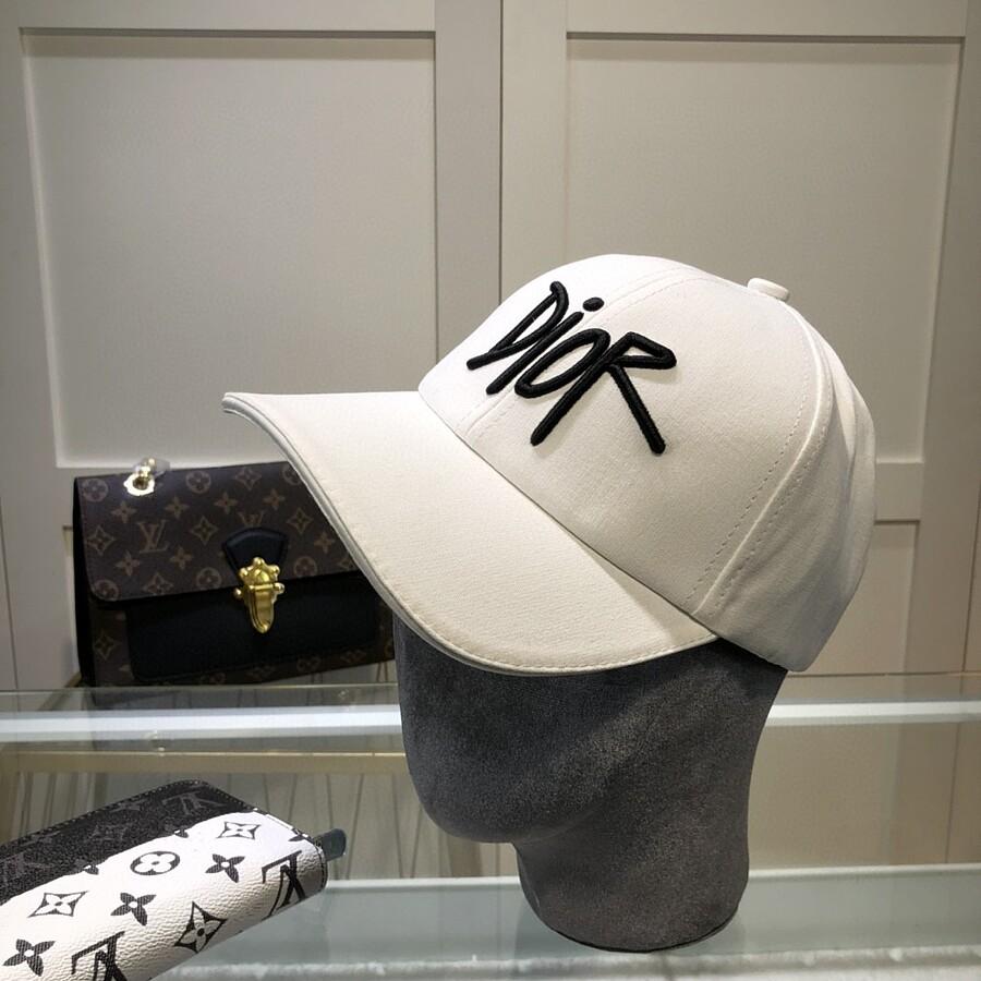 Dior AAA+ hats & caps #451159 replica