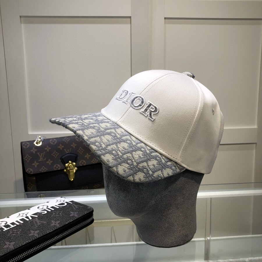 Dior AAA+ hats & caps #451170 replica