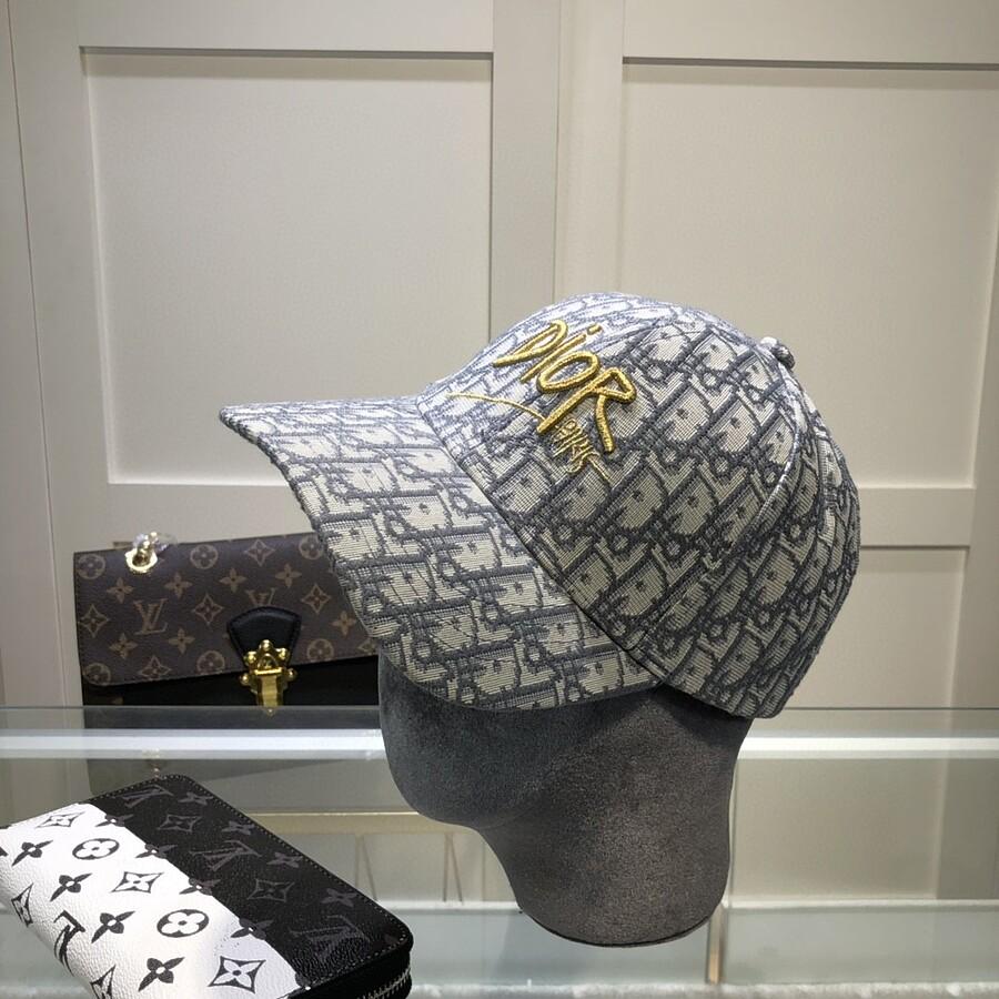 Dior AAA+ hats & caps #451173 replica