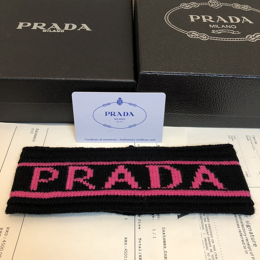 prada  Headband #451555 replica