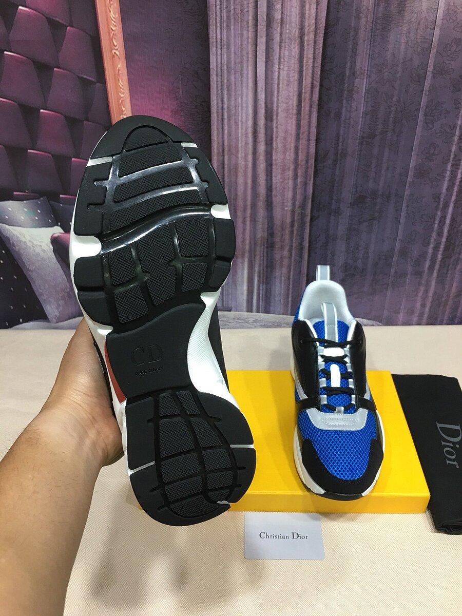 Dior Shoes for MEN #451585 replica
