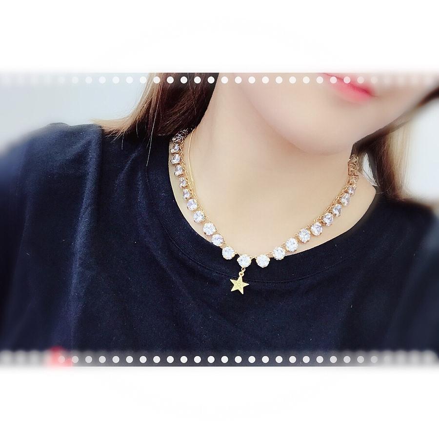 Dior necklace #451592 replica