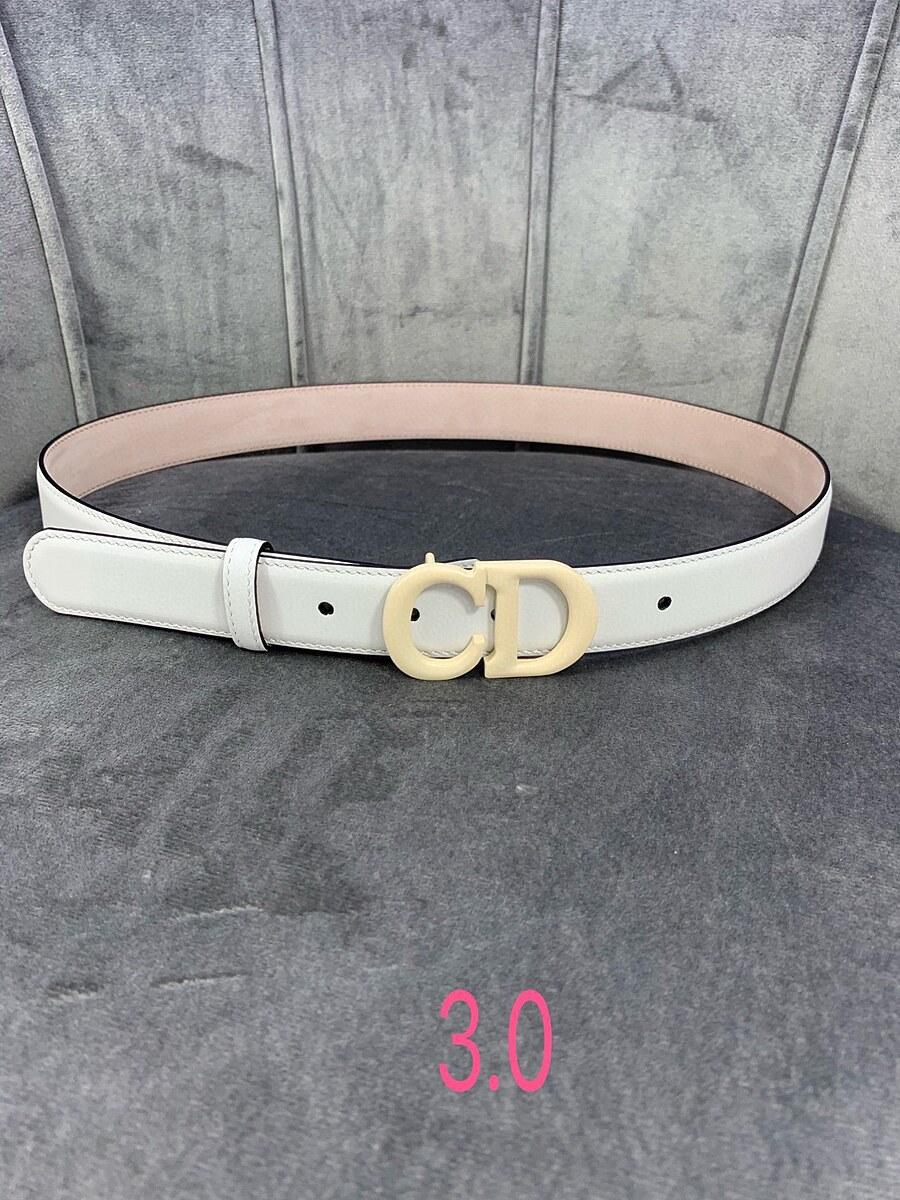 Dior AAA+ Belts #451597 replica