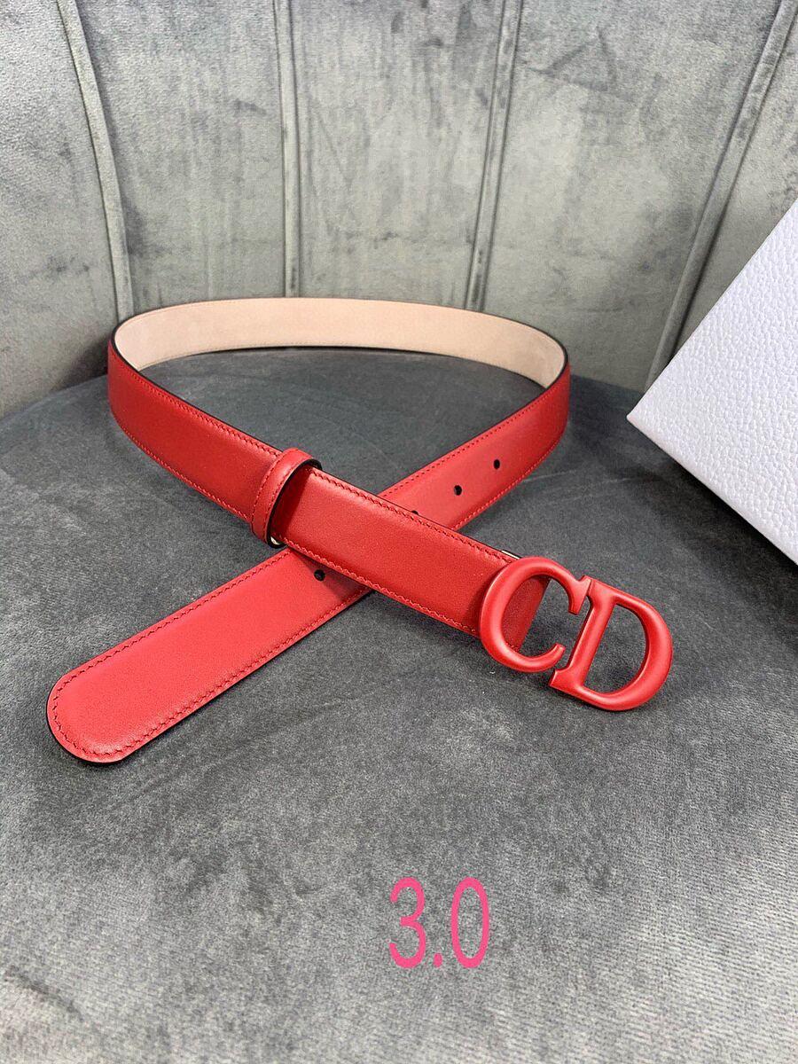 Dior AAA+ Belts #451599 replica