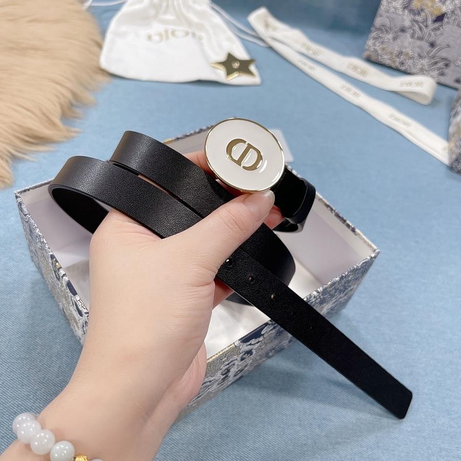 Dior AAA+ Belts #451603 replica