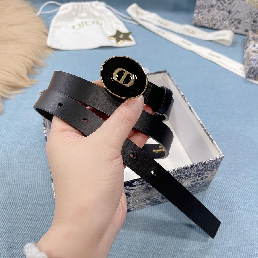 Dior AAA+ Belts #451610 replica