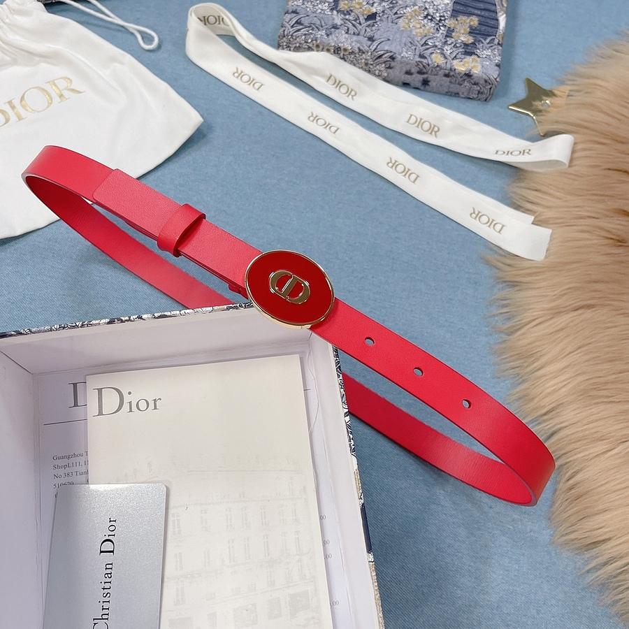 Dior AAA+ Belts #451611 replica