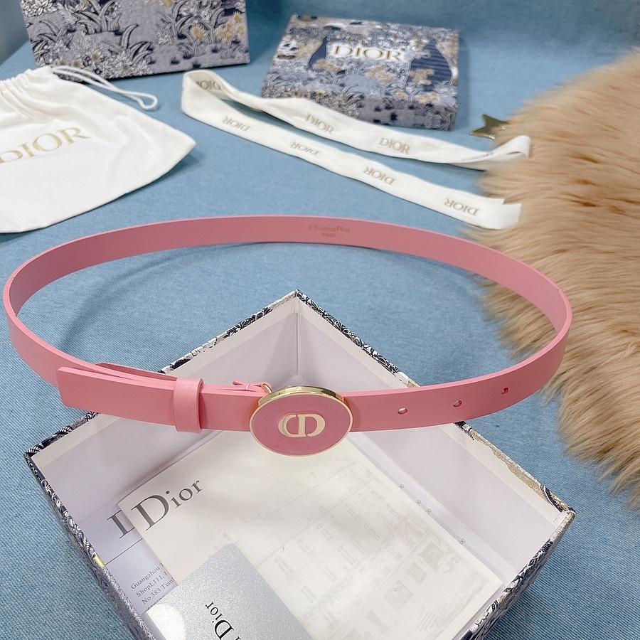 Dior AAA+ Belts #451614 replica