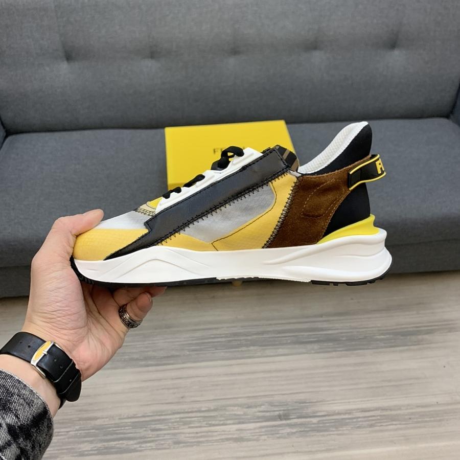 Fendi shoes for Women #451674 replica