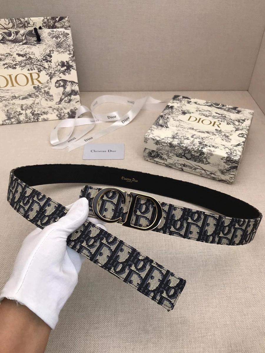 Dior AAA+ belts #451676 replica
