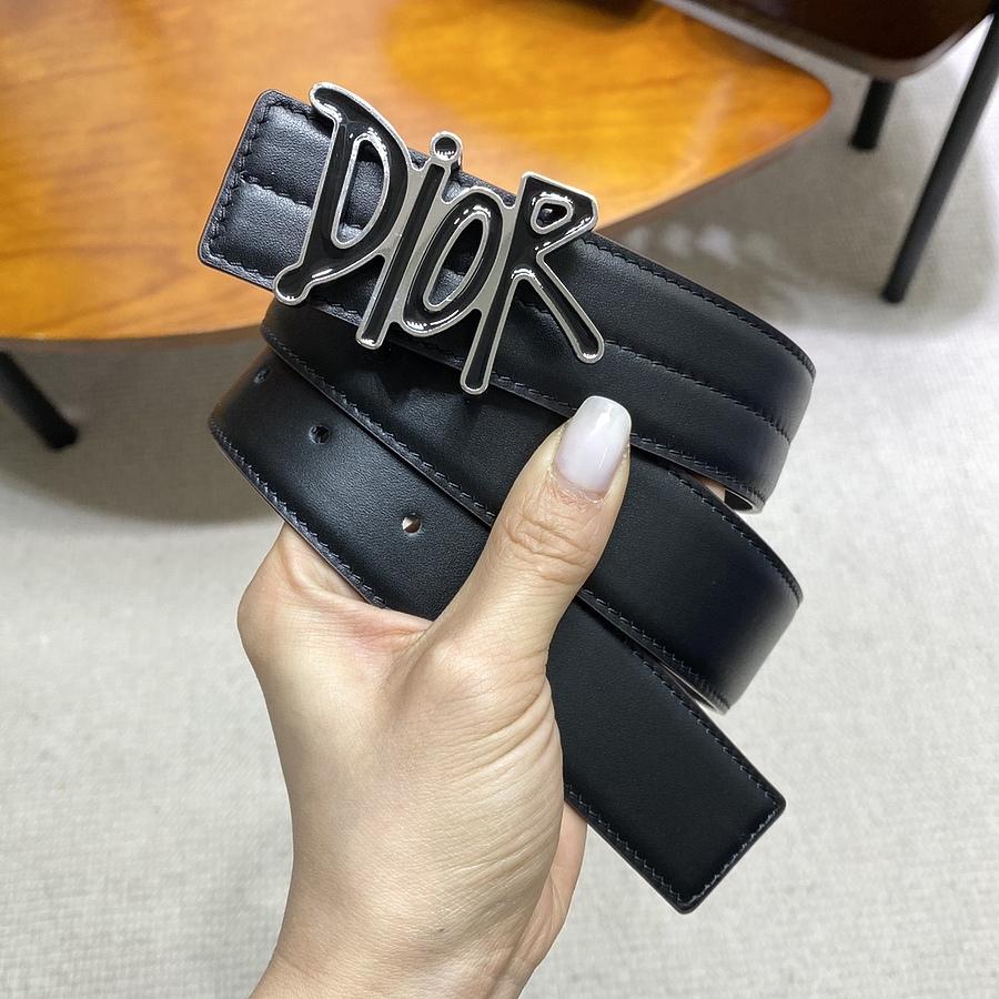 Dior AAA+ belts #451686 replica