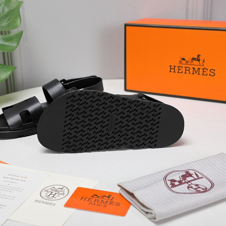 HERMES  shoes for men #451764 replica