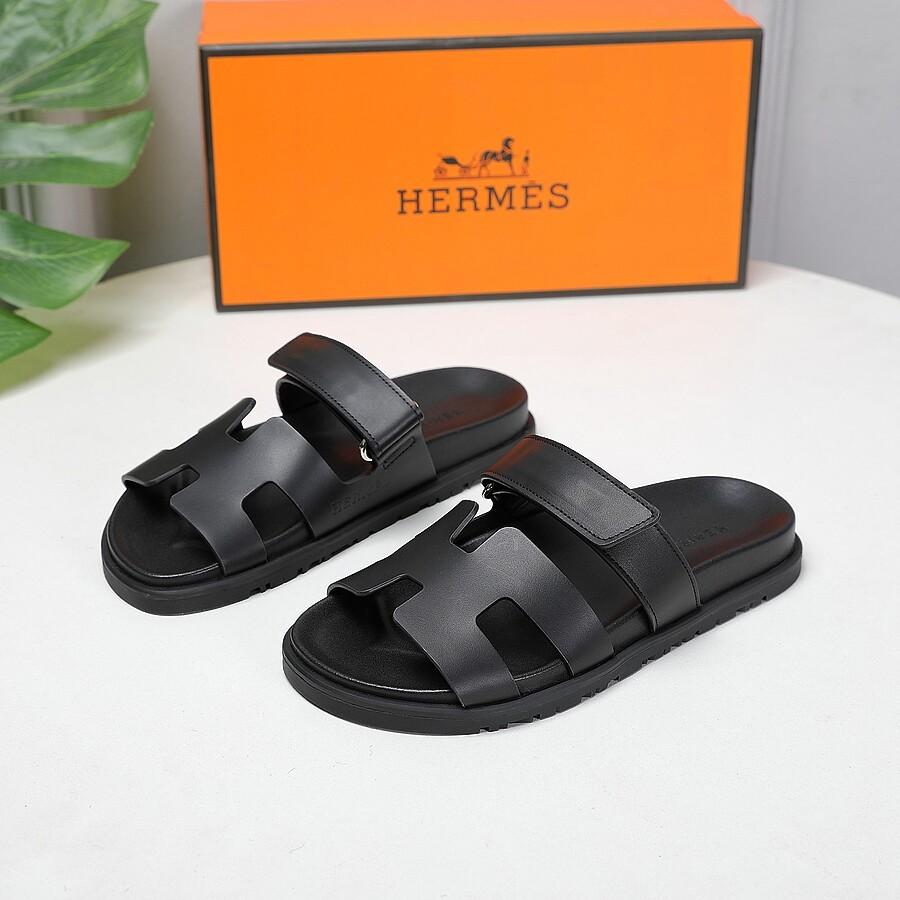 HERMES Shoes for HERMES slippers for women #451766 replica