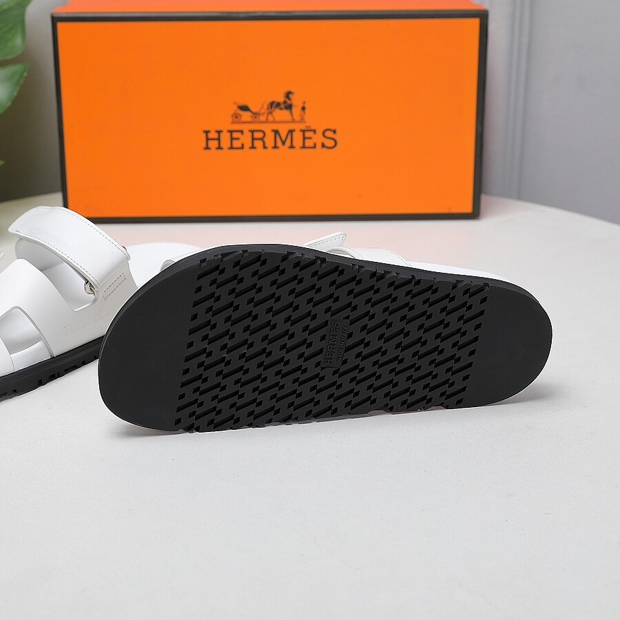 HERMES Shoes for HERMES slippers for women #451768 replica