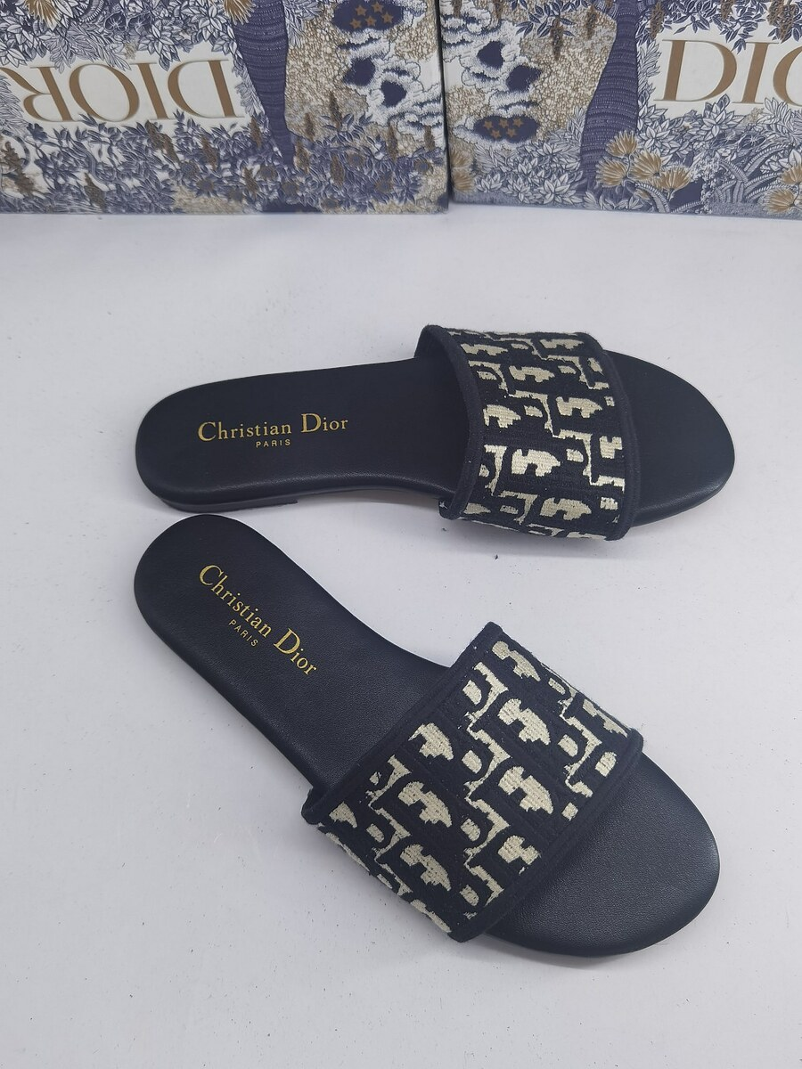 Dior Shoes for Dior Slippers for women #451876 replica