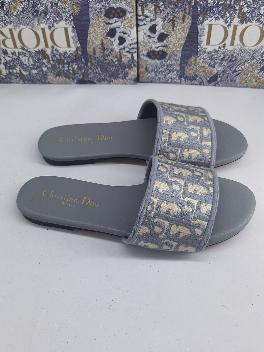 Dior Shoes for Dior Slippers for women #451877 replica