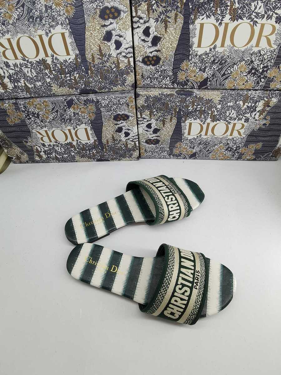 Dior Shoes for Dior Slippers for women #451880 replica