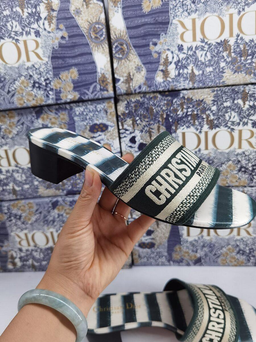 Dior 5cm high heeled shoes for women #451881 replica