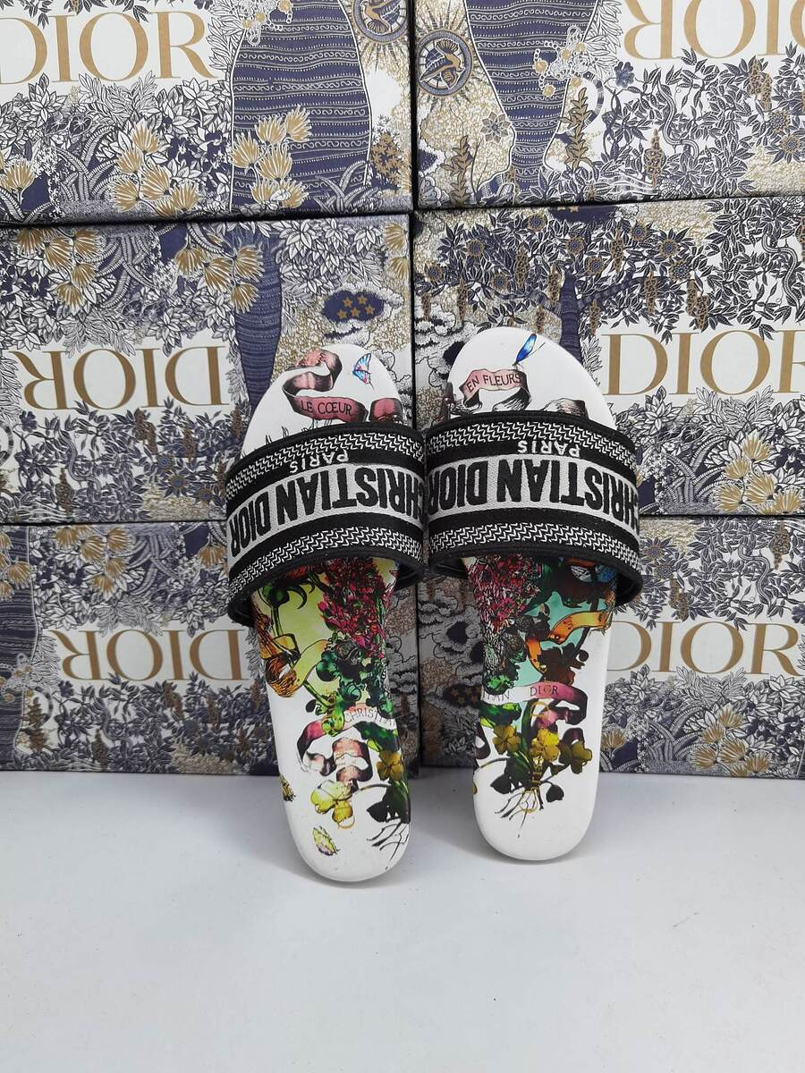 Dior Shoes for Dior Slippers for women #451883 replica