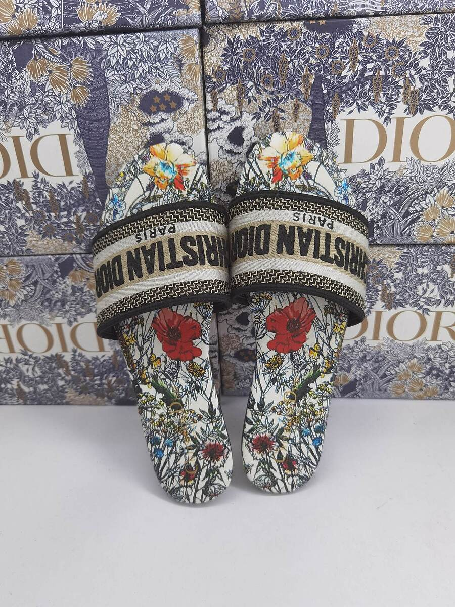 Dior Shoes for Dior Slippers for women #451884 replica