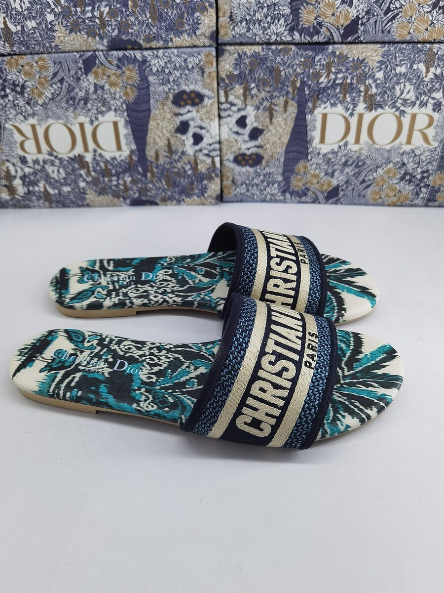 Dior Shoes for Dior Slippers for women #451885 replica