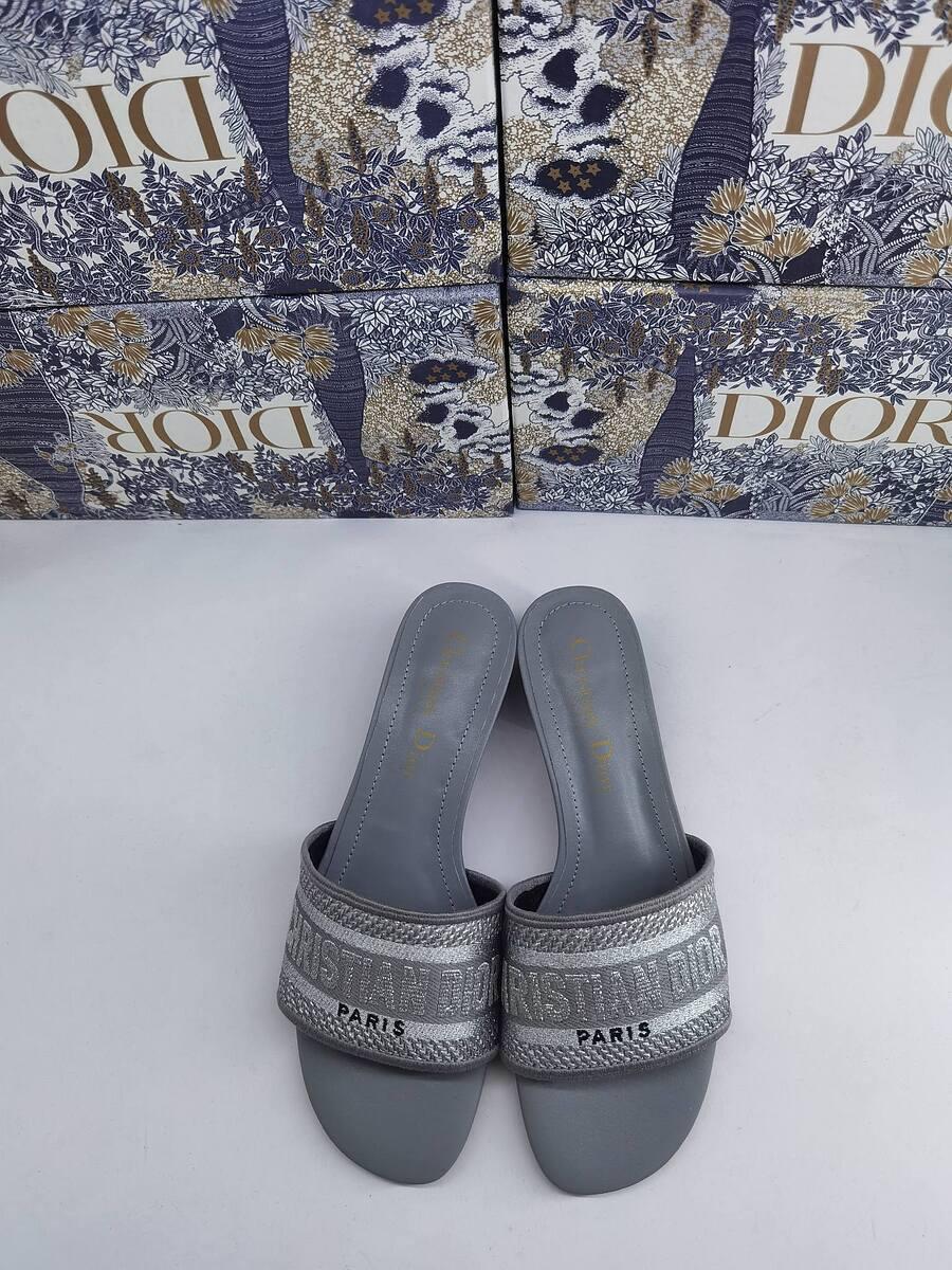 Dior 5cm high heeled shoes for women #451888 replica