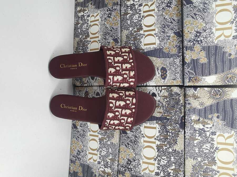Dior Shoes for Dior Slippers for women #451890 replica