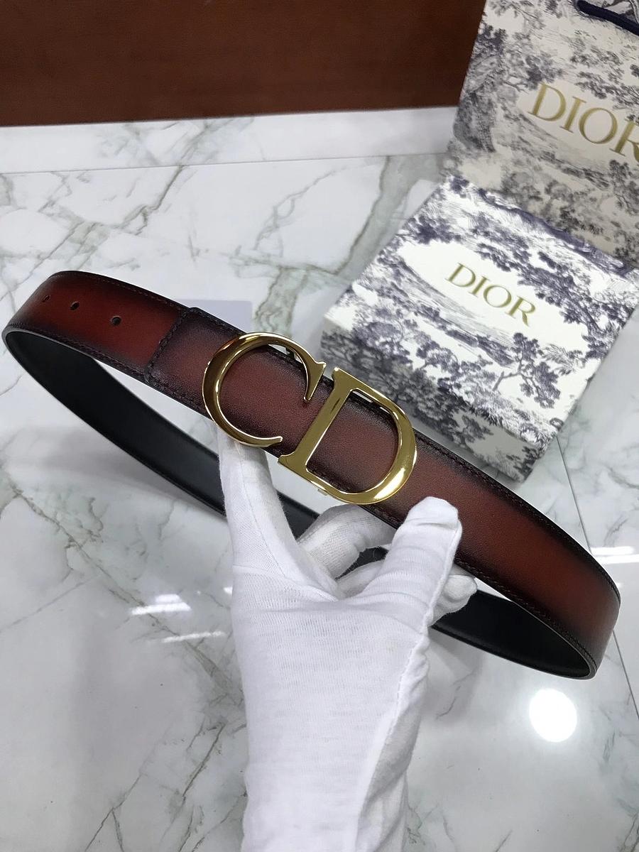 Dior AAA+ belts #451892 replica