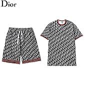 Dior tracksuits for Dior Short Tracksuits for men #451144