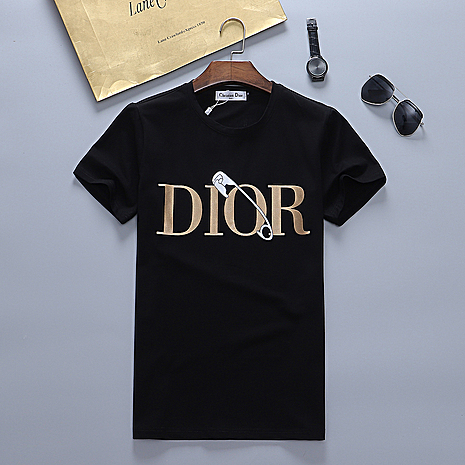Dior T-shirts for men #452087 replica